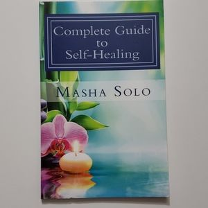 COMPLETE GUIDE TO SELF HEALING BOOK